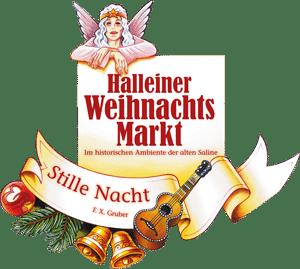 Weihnachtsmarkt Hallein Logo